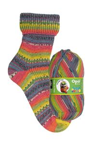 Opal Fresh & Juicy - 9365 - slidstærkt strømpegarn