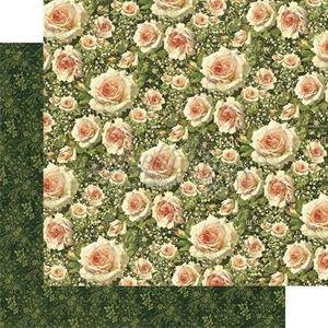 Designpapir 12x12 fra Graphic 45 - Victoria