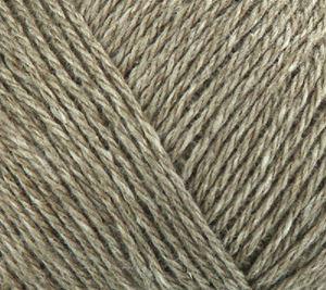 Blødt blandingsgarn af Uld og Bomuld - Esther by Permin - Vissengrøn 883404