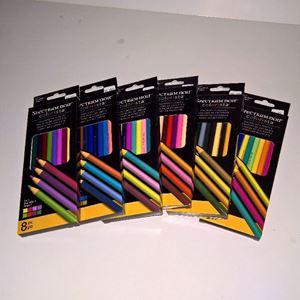 Spectrum Noir Colorista Voks Farveblyanter i 48 forskellige farver