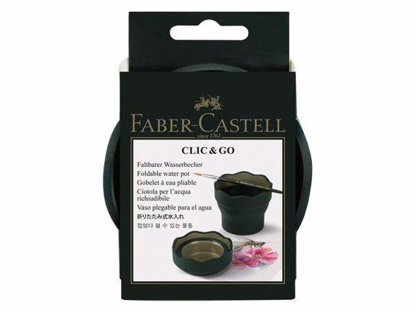 Faber-Castell CLIC & GO vandkop