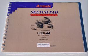 Sketch Pad A4 fra Artmate