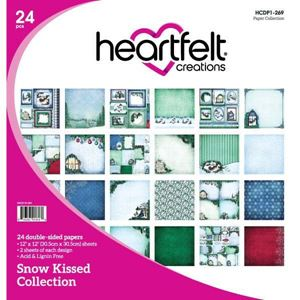 Snow Kissed Collection fra Heartfelt Creations  HCDP1-269