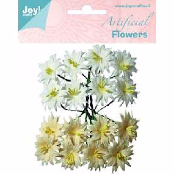 Dekorations blomster af papir 6370/0068 fra Joy Crafts