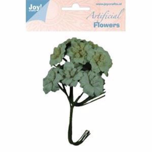 Dekorations blomster af papir 6370/0070 fra Joy Crafts