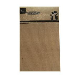Kraft pap til scrapbooking og kort fra Marianne Design - CA3115