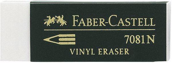 Viskelæder til blacklead blyanter fra Faber-Castell