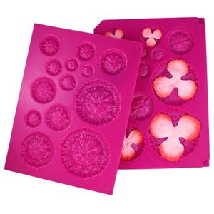 3D Floral Basics Shaping Mold  fra Heartfelt Creations - HCFB!-464