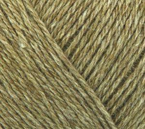 Blødt blandingsgarn af Uld og Bomuld - Esther by Permin - Mosgrøn 883405