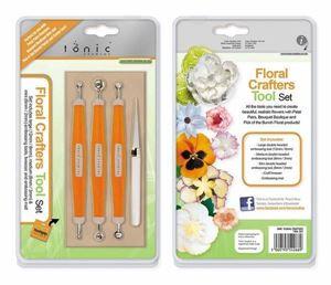 Floral Crafters Tool set - Blomster shapere til formgivning af blomster fra Tonic Studios - 266E