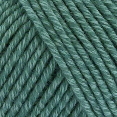 Organic Cotton + Merino Wool strikkegarn fra ONION - 715 Mintgrøn