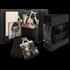 Tags og lomme Album med indhold fra Graphic 45 - Sort