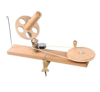 Jumbo Spoleapparat - Wool Winder fra KnitPro til nøstning af garn
