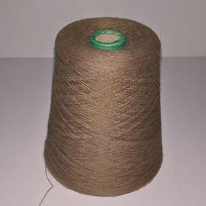 Bomulds kamgarn på cone til vævning