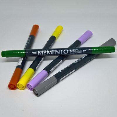 Stempelmarker Memento Dye Ink - Gray Flannel 902