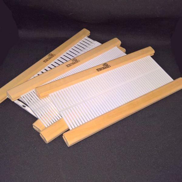 Vævekamme til Kromski Presto sammenklappelig væv med 25 cm vævebredde