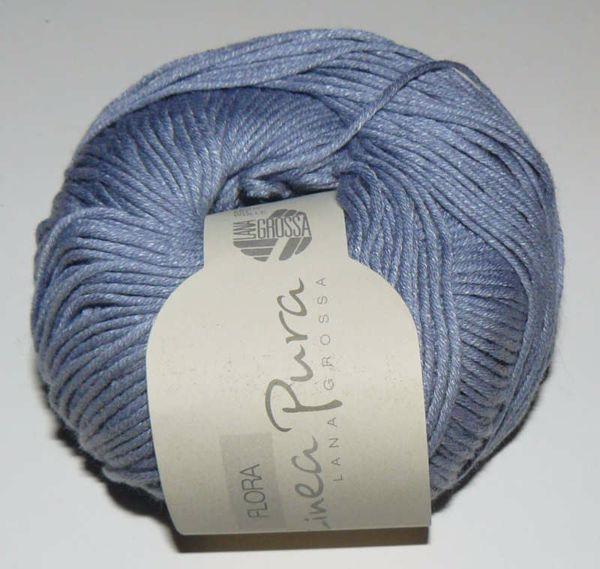 bomuld soja garn - Flora fra LanaGrossa
