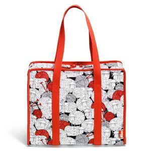 Taske fra Prym til opbevaring af håndarbejde, garn, patchwork og scrapbooking - Merino