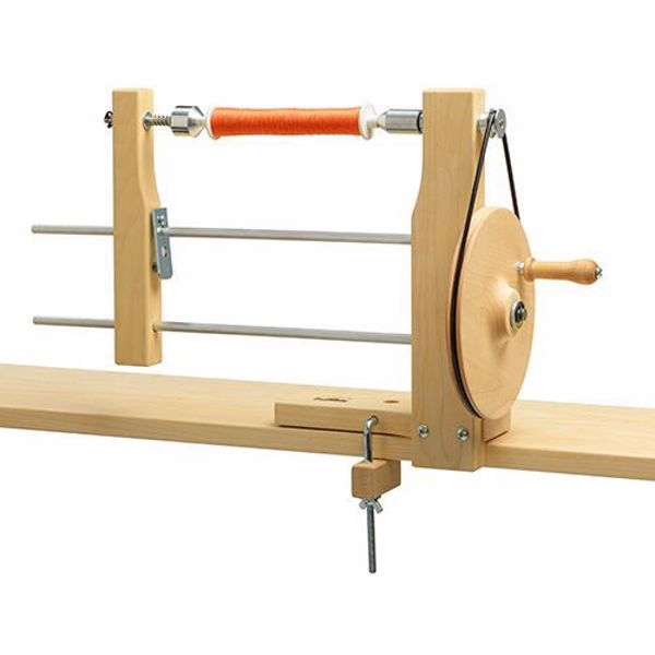Skytte Spole apparat fra Schacht Spindle Compagny
