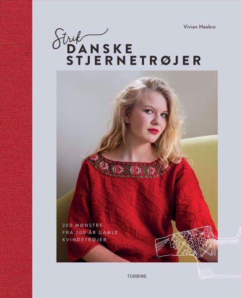 Strik danske Stjernetrøjer af Vivian Høxbro  fra Forlaget turbine - Design dine egne opskrifter