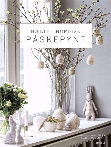 Hæklet nordisk Julepynt  fra Forlaget turbine - Virkelig smukke opskrifter