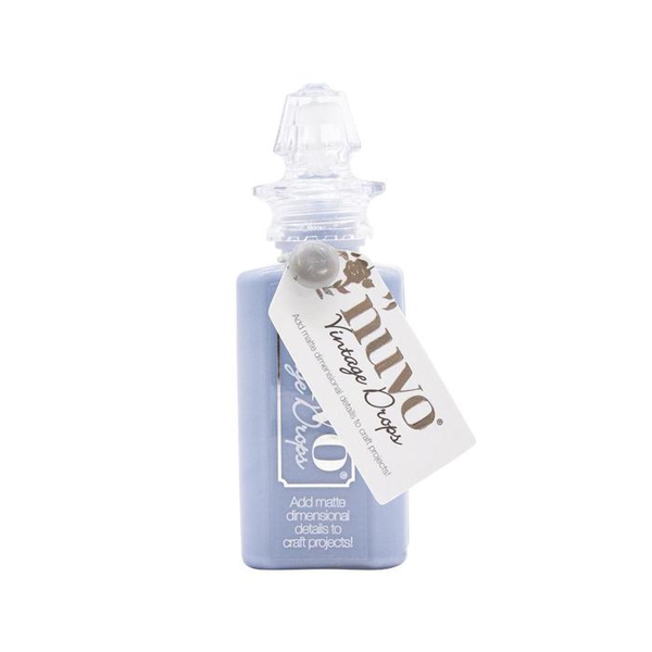 Pearlmaker Nuvo Vintage Drops fra Tonic Studio - Bonnie Blue 1304N