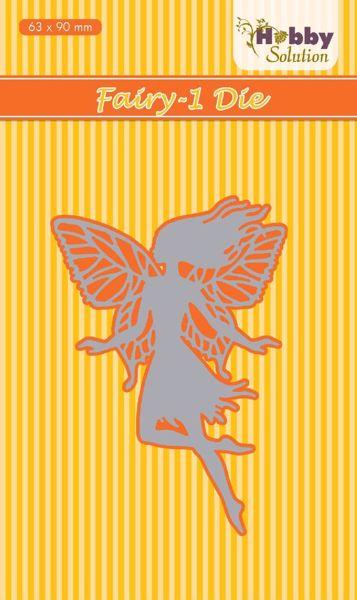 Fe - Fairy-1 Die fra Nellie Snellen - Hobby Solution - HSDJ035