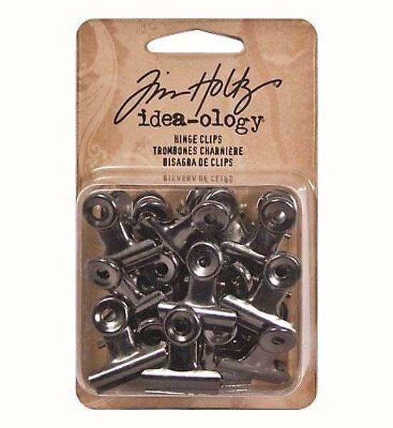 Hinge Clips - Idea-ology af Tim Holtz - TH92692