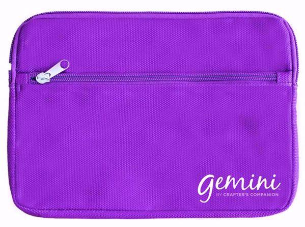 Gemini taske til pladesæt A4 fra Crafters Companion  -  GEM-ACC-PSB