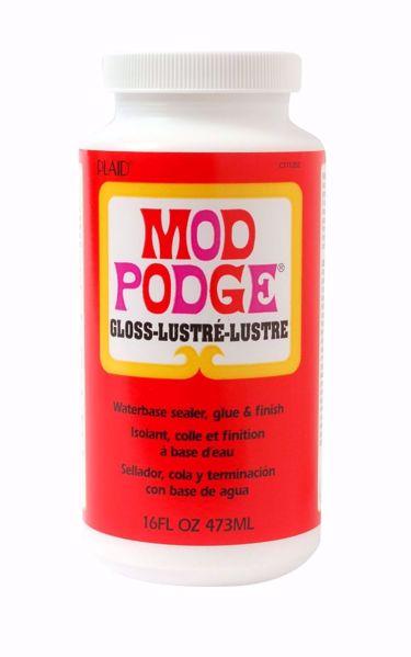 Mod Podge Gloss - Glansful lim, forsegler og lakering fra Plaid Crafts - 473 ml