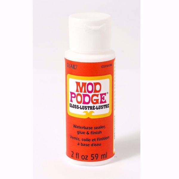 Mod Podge Gloss - Glansful lim, forsegler og lakering fra Plaid Crafts - 59 ml