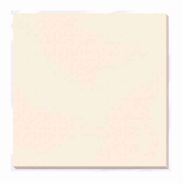 "Craft Perfect 216 gr papir - 12"" x 12"" 5 ark - Ivory White"