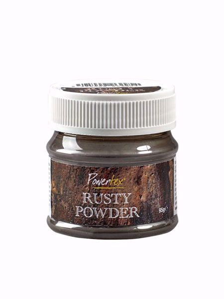 Rusty Powder - 95 gram - fra Powertex
