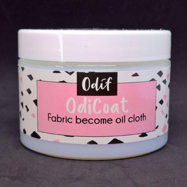 150 ml OdiCoat fra Odif til imprægnering af tasker og punge mm