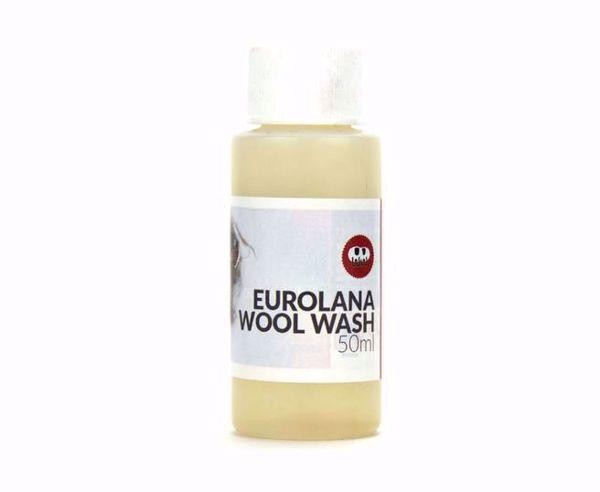Flydende uldsæbe til vask af råuld og skyldning før farvning - Eurolana Wool Wash