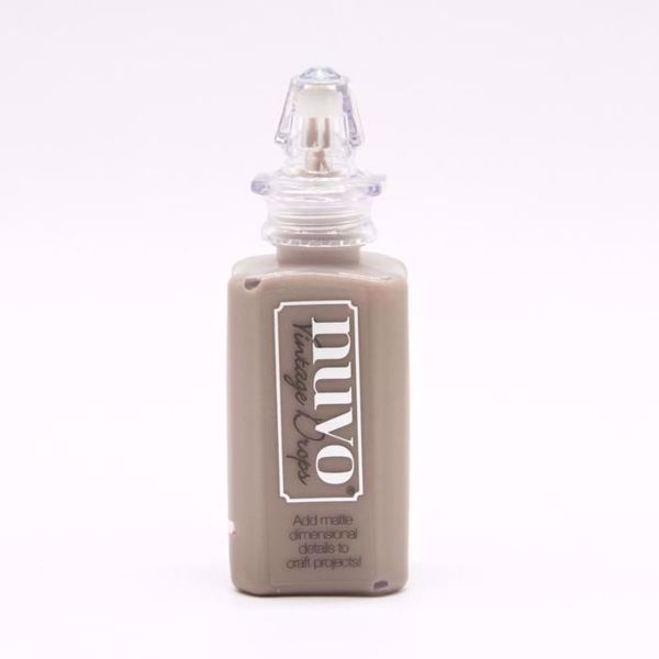 Pearlmaker Nuvo Vintage Drops fra Tonic Studio - Pumice Stone 1312N