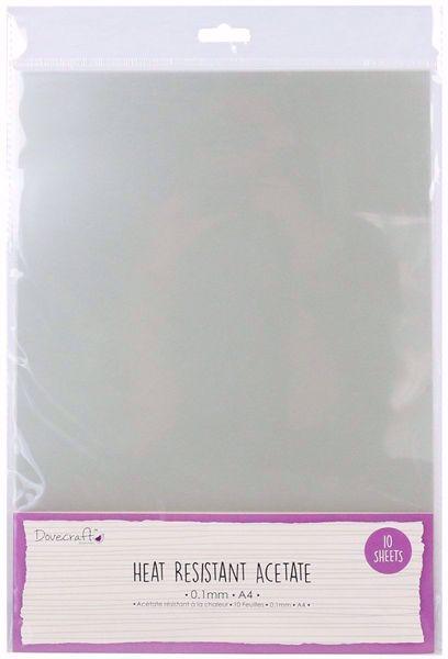 Heat Resistant Acetat fra Dovecraft - DCBS135