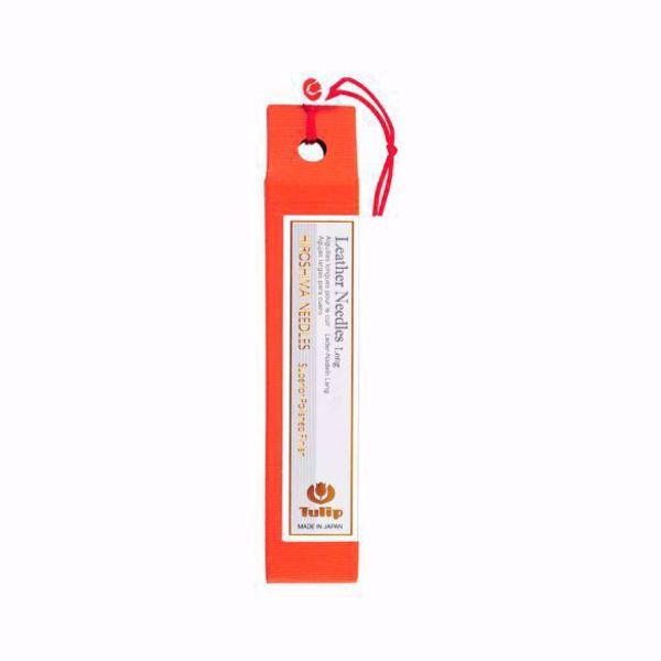 Hiroshima Læder nåle fra Tulip Japan - THN-050e