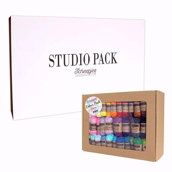 Garnpakke fra Scheepjes - Cahlista Studio Pack - 79867