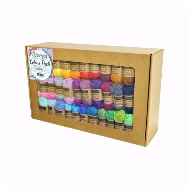 Garnpakke fra Scheepjes - Cahlista Colour Pack - 95815