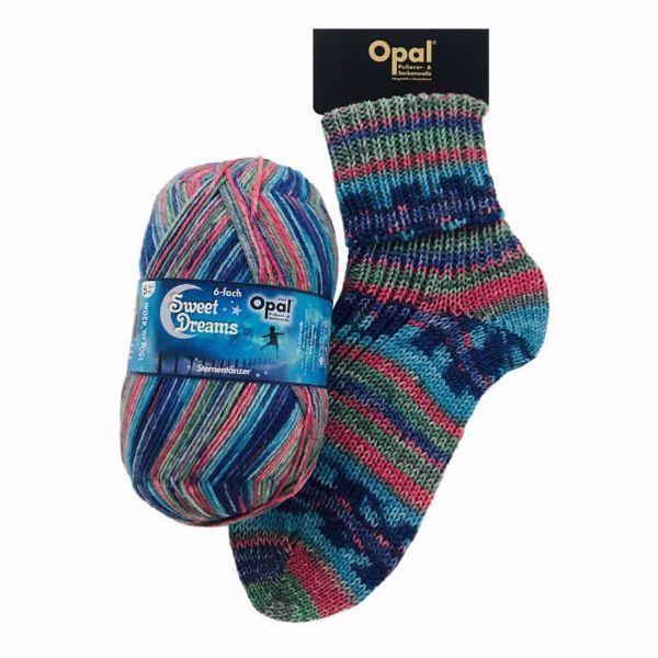 Opal Sweet Dreams 6-fach strømpegarn - 9720