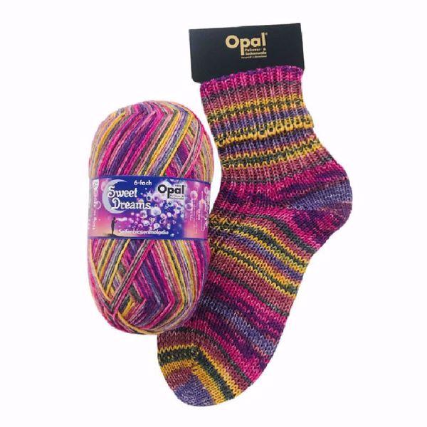 Opal Sweet Dreams 6-fach strømpegarn - 9721