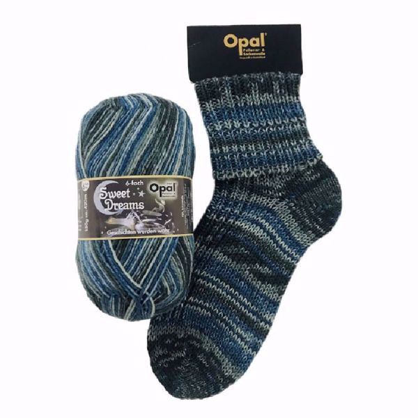 Opal Sweet Dreams 6-fach strømpegarn - 9727