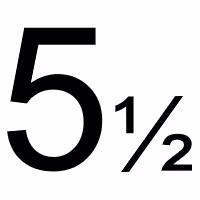 5½ mm