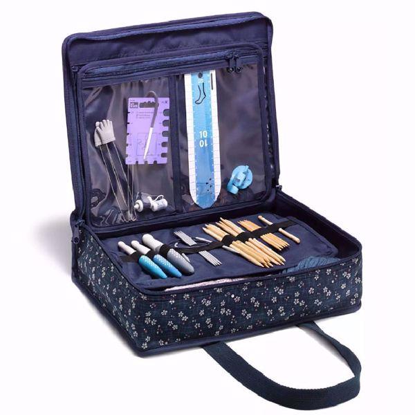 Taske fra Prym til opbevaring af håndarbejde, garn, patchwork og scrapbooking - Sakura