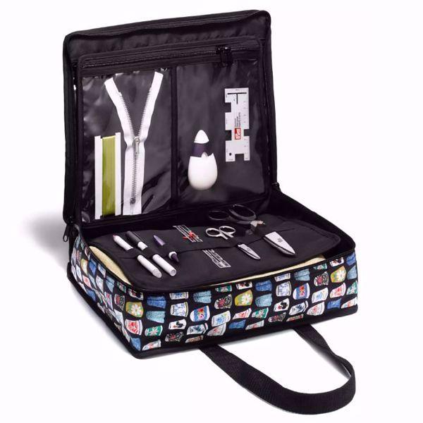 Taske fra Prym til opbevaring af håndarbejde, garn, patchwork og scrapbooking - Thimble