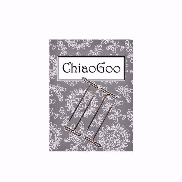ChiaoGoo T-pins - wirer nøgler - 2503