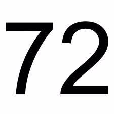 72 ppsi [+20,00 DKK]
