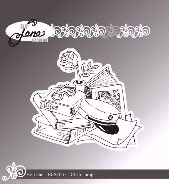 By Lene Stempler - Student - BLS1055 - Silikone Stempel til scrapbooking og kort