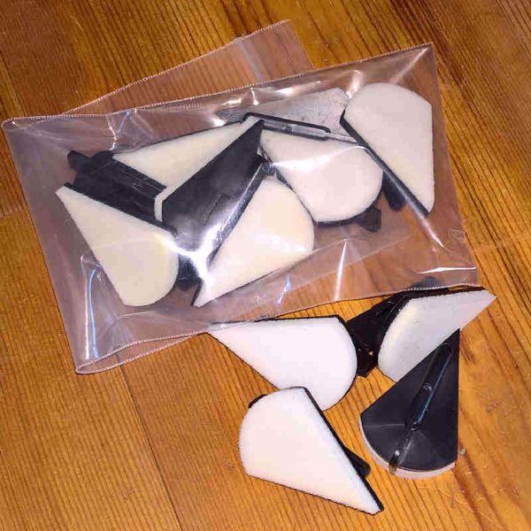 ColorBox Petal Point - Uninked - 12 stk løse (uden æske)